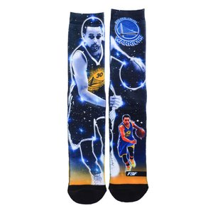 NBA ウォリアーズ ステファン・カリー ソックス/靴下 クルー コンステレーション selection-j