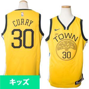NBA ウォリアーズ ステファン・カリー ステフィン・カリー ユニフォーム/ジャージ ユース スウィングマン フリップ ナイキ/Nike|selection-j
