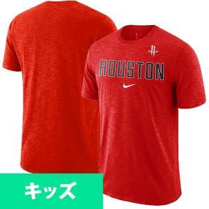 NBA ロケッツ Tシャツ ユース エッセンシャル ワードマーク ナイキ/Nike レッド
