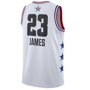 NBA レブロン・ジェイムス ユニフォーム/ジャージ 2019 オールスター スウィングマン ナイキ/Nike ホワイト AQ7297-106|selection-j