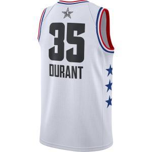 NBA ケビン・デュラント ユニフォーム/ジャージ 2019 オールスター スウィングマン ナイキ/Nike ホワイト AQ7297-103【1909セール】|selection-j