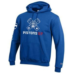 NBA ピストンズ パーカー/フーディー 2Kリーグ ロゴ ピストンズGT チャンピオン/Champion|selection-j