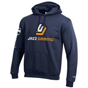 NBA ジャズ パーカー/フーディー 2Kリーグ ロゴ ジャズ ゲーミング チャンピオン/Champion|selection-j