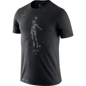 NBA ウォリアーズ ケビン・デュラント Tシャツ MVPトライ ナイキ/Nike ブラック BV1523-010|selection-j