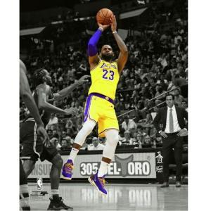 レブロン・ジェイムス レイカーズ NBA フォト  Photo File|selection-j