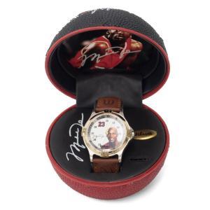 NBA マイケル・ジョーダン AVON Jordan Basketball Watch (Smaile) Wilson【1910価格変更】|selection-j