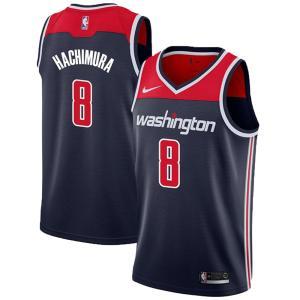 八村塁 ワシントン・ウィザーズ NBA ユニフォーム/ジャージ アイコン エディション スウィングマン ナイキ/Nike ネイビー