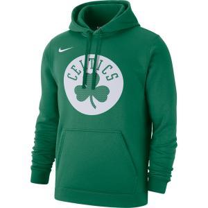 ボストン・セルティックス NBA パーカー/フーディー クラブ プルオーバー フリース ロゴ ナイキ/Nike AV0319-312|selection-j