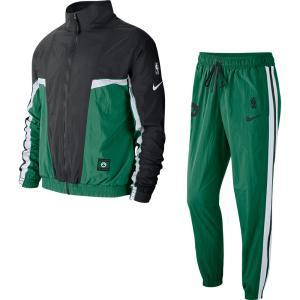 ボストン・セルティックス NBA ジャケット/アウター BOS トラックスーツ コートサイド ナイキ/Nike CJ7144-312【NIKEJP】
