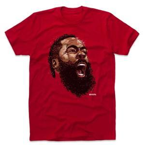 ジャパンゲーム 来日 ジェイムス・ハーデン Tシャツ NBA ヒューストン・ロケッツ  500Level レッド