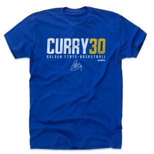 ステファン・カリー ステフィン・カリー Tシャツ NBA ゴールデンステイト・ウォリアーズ  500Level ロイヤル selection-j
