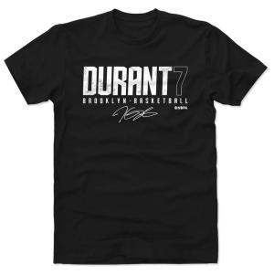 ケビン・デュラント Tシャツ NBA ブルックリン・ネッツ  500Level ブラック|selection-j
