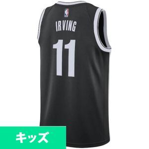 NBA カイリー・アービング ブルックリン・ネッツ ユニフォーム/ジャージ ユース アイコン スウィングマン ナイキ/Nike