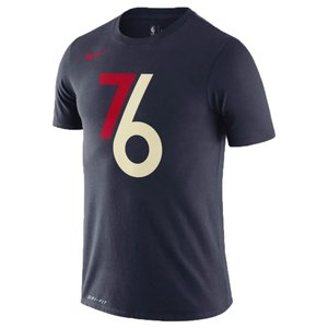 NBA シクサーズ Tシャツ ナイキ PHI FNW CE LGO Tシャツ ナイキ/Nike ブルー BV8929-419