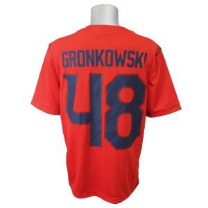 NCAA アリゾナ大学 ロブ・グロンコウスキー プレイヤー ネーム ゲーム ユニフォーム ナイキ/Nike ネイビー 00036087X【1910セール】|selection-j