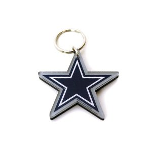 NFL カウボーイズ キーリング ウィンクラフト/WinCraft Acrylic Key Ring selection-j