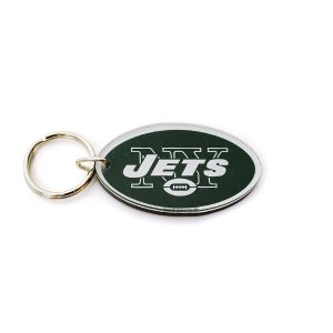 NFL ジェッツ キーリング ウィンクラフト/WinCraft Acrylic Key Ring selection-j