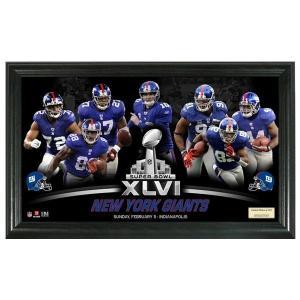 NFL ジャイアンツ ハイランドミント 2011 Champs Panoramic|selection-j