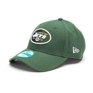 NFL ジェッツ キャップ/帽子 ニューエラ First Down 9FORTY Structured Adjustable キャップ|selection-j
