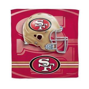 NFL 49ers タオル ウィンクラフト/WinCraft Micro Fiber 16X16 タオル selection-j
