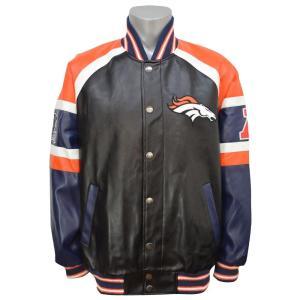 NFL ブロンコス ジャケット/ジャンパー Defense ジャケット G-III selection-j