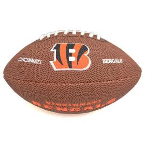 NFL ベンガルズ ミニ ソフト タッチ フットボール ウィルソン/Wilson|selection-j