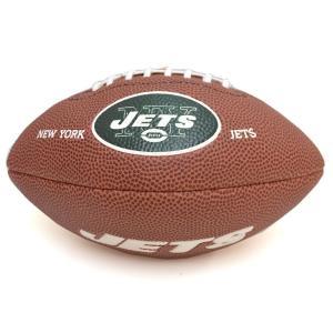 NFL ジェッツ ミニ ソフト タッチ フットボール ウィルソン/Wilson【1909セール】|selection-j