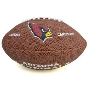 NFL カーディナルス ミニ ソフト タッチ フットボール ウィルソン/Wilson【1909セール】|selection-j