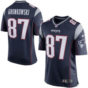 NFL ペイトリオッツ ロブ・グロンコウスキー ゲーム ユニフォーム ナイキ/Nike|selection-j