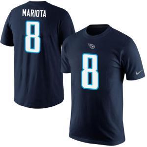 NFL タイタンズ マルクス・マリオタ プレイヤー プライド ネーム&ナンバー Tシャツ ナイキ/Nike1710【180921変更】|selection-j
