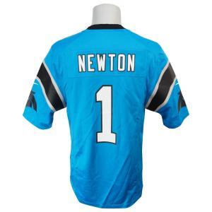 NFL パンサーズ キャム・ニュートン ゲーム ユニフォーム ナイキ/Nike|selection-j