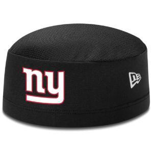 NFL ジャイアンツ トレーニング スカル パフォーマンス キャップ/帽子 ニューエラ/New Era ブラック|selection-j