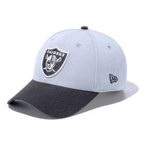 NFL レイダース チームロゴ 9FORTY キャップ/帽子 ニューエラ/New Era selection-j