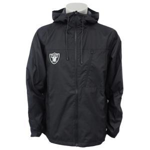 NFL レイダース NK AV15 ウィンガー ジャケット ナイキ/Nike ブラック/アンスラサイト/ホワイト 837824-010 selection-j