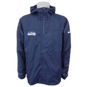 NFL シーホークス NK AV15 ウィンガー ジャケット ナイキ/Nike カレッジネイビー/アンスラサイト/ホワイト 837828-419【セール】 selection-j
