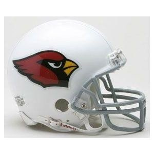 NFL カーディナルス ミニ レプリカ ヘルメット (VSR4) Riddell(リデル)|selection-j