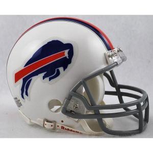 NFL ビルズ ミニ レプリカ ヘルメット (VSR4) Riddell(リデル)|selection-j