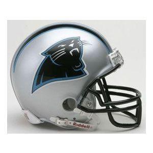 NFL パンサーズ ミニ レプリカ ヘルメット (VSR4) Riddell(リデル)|selection-j