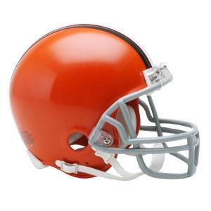 NFL ブラウンズ ミニ レプリカ ヘルメット (VSR4) Riddell(リデル)|selection-j