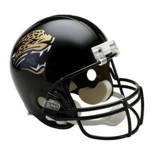 NFL ジャガーズ ミニ レプリカ ヘルメット (VSR4) Riddell(リデル)|selection-j