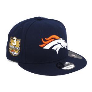 NFL ブロンコス カスタム 9FIFTY スナップバック キャップ ニューエラ/New Era|selection-j