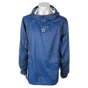 NFL カウボーイズ ジャケット/アウター ウインドブレーカー ナイキ/Nike ネイビー 10003478 selection-j