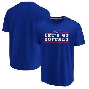 NFL ビルズ Tシャツ 半袖 セーフティブリッツ マジェスティック/Majestic ロイヤル|selection-j
