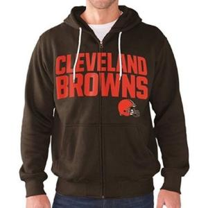 NFL ブラウンズ パーカー/フーディー スウィングマン フルジップ オーセンティック メンズ|selection-j