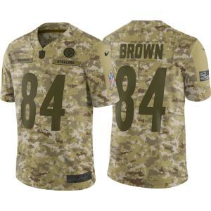 お取り寄せ お取り寄せ NFL スティーラーズ アントニオ・ブラウン ユニフォーム/ジャージ Salute to Service リミテッド ナイキ/Nike|selection-j