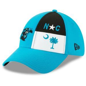 お取り寄せ NFL パンサーズ キャップ/帽子 2019 ドラフト フレックス ハット ニューエラ/New Era|selection-j