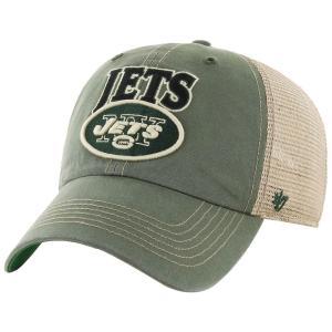 お取り寄せ NFL ジェッツ キャップ/帽子 ヴィンテージ タルカルーサ アジャスタブル 47 Brand selection-j