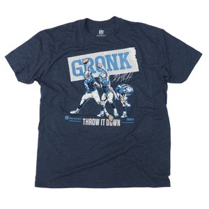 NFL ロブ・グロンコウスキー ペイトリオッツ Tシャツ  Pro Merch ネイビー|selection-j