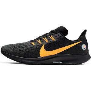 NFL スティーラーズ シューズ/スニーカー エア ズーム ペガサス 36 ナイキ/Nike アントラシート ゴールド selection-j