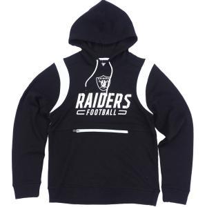 NFL レイダース パーカー/フーディー オーバードライブ プルオーバー|selection-j